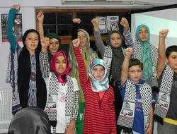 Tokat'ta Kudüs Günü Programı Yapıldı