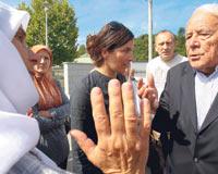 Fransız Komutan, Srebrenitsadan Kovuldu