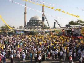 BDP Meydanı Dolduramadı
