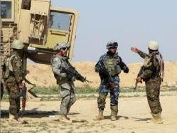 Iraklı Peşmerge 2 ABD Askerini Öldürdü