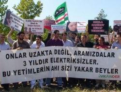 """""""Burası Yalova Çeçen Mülteci Kampı"""""""