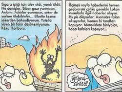 Uykusuz'un 'Beyaz Türk' Karikatürü
