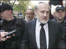 Çeçen Lider Zakayev Polonyada Gözaltında