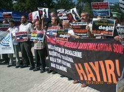 """Çorum: """"Irkçı, Kemalist Müfredata Son!"""""""