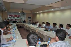 Kürt Çalıştayı Sonuç Bildirgesi Yayınlandı