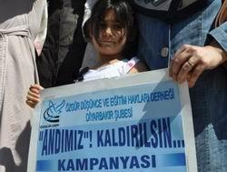 """Diyarbakır da """"Andımız Kaldırılsın!"""" Dedi"""
