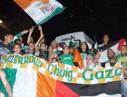 Viva Palestina Konvoyu İtalyada…