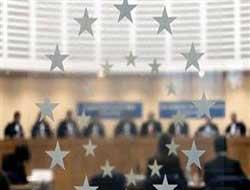 Türkiyeye AİHMden Anadil Mahkumiyeti