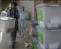 Afganistan Seçimleri ABDyi Üzecek