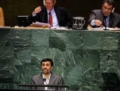 Ahmedinejad Konuşurken Salonu Terk Ettiler