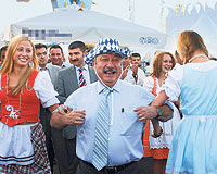 Antalyalılar, Başkanınızın Kadrini Biliniz!
