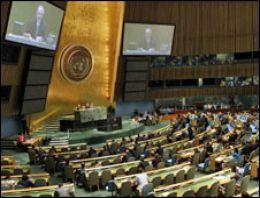 Birleşmiş Milletler Suriye Tasarısını Kabul Etti