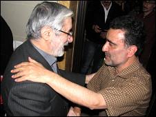 İranda İki Muhalif Parti Kapatıldı