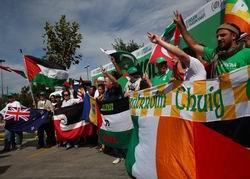 Barış ve İnsanlık Konvoyu İstanbul'da