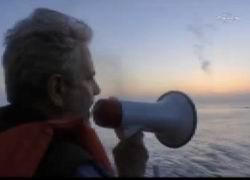 İsrail, Yunan Gemisine Böyle Saldırmış