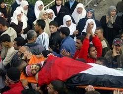 Gazze Şeridi'nde İki Direnişçi Şehit Edildi