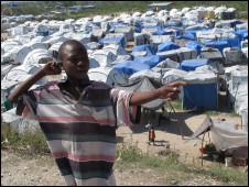 BMden Haiti Savunması