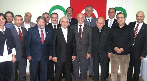 Muharrem Balcı Yeşilay'ın Genel Başkanı Oldu