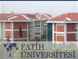 Fatih Üniversitesinde Yasak Dayatması