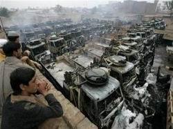 Pakistan Ordusu, Afgan Sınırındaki Kamplara Saldırıyor