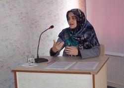 Sakarya Özgür-Der'de Başörtüsü Söyleşisi