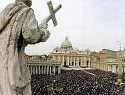 Vatikandan İsraile: Seçilmiş Değilsiniz