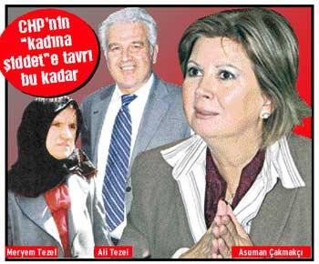 """CHP'nin """"Kadına Şiddet""""e Tavrı Bu Kadar"""