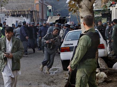 Afganistanda Düğün Evinde 60 Kişi Öldü