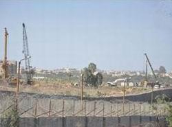 İsrail, Mısır Sınırına Sac Duvar Örüyor