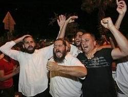 Siyonist Gaspçılar Kudüs'te Kilise Yaktı