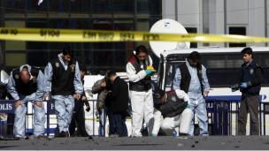 İstanbulda Bombalı Saldırı: 32 Yaralı