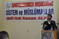 Özgür-Der Diyarbakır Konferansları Başladı