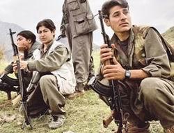 PKK-TAK Arasında Taksim Tartışması