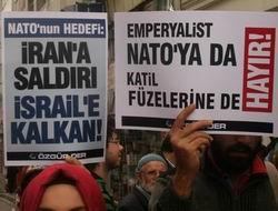NATO Füze Kalkan Protestolaru Devam Edecek