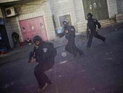 Kudüs'te Şiddetli Çatışmalar Yaşanıyor