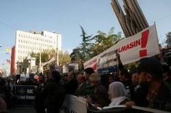 NATO Füze Kalkanı Protestoları Sürüyor!