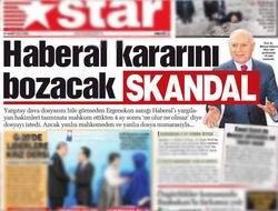 Haberal Kararını Bozacak Skandal