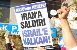 NATO Füze Kalkanı Diyarbakırda da Protesto Edildi