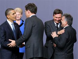 NATO Füze Kalkanı Belgesi İmzalandı