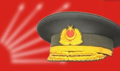 CHP, Generallere Sahip Çıktı