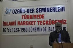 1923-1950 Döneminde İslamcılık Konferansı