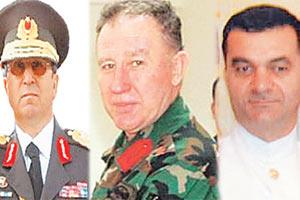 3 Generali İmralı Kararı Yakacak