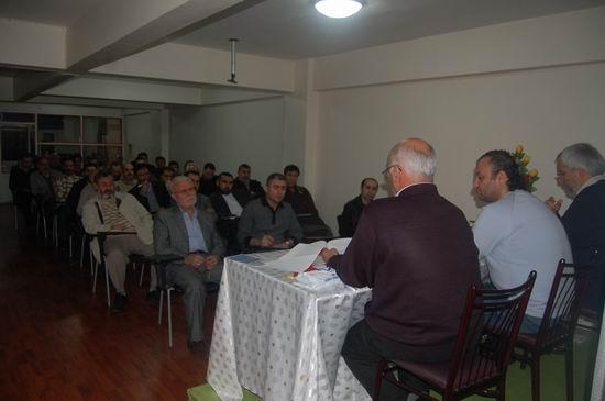 Ümraniye'de Gaybî Alan-Hayat İlişkisi Tartışıldı