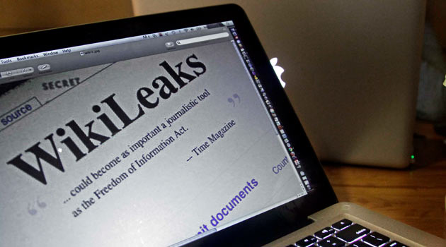 Wikileaks Suriye Dosyalarını Yayınlayacak