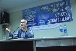 Adanada Müslümanlar ve Gelecek Konferansı