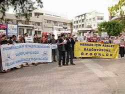 Antalya Özgür-Der: Taleplerimizden Vazgeçmeyeceğiz!