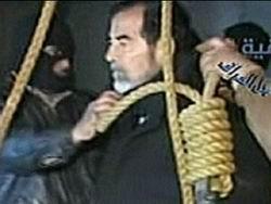 Saddam'ın İdam Edildiği An Wikileaks'te