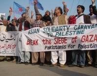 Asya Konvoyu Gazze İçin Yollarda...