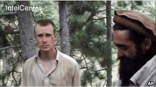 Talibandan Yeni Rehine Videosu