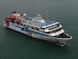 Mavi Marmara Gemisi Geliyor!
